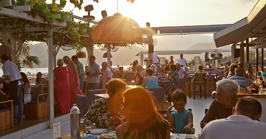 Oludeniz Restaurants & Bar
